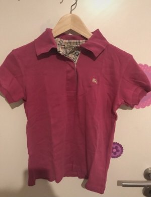 Burberry London Polo Shirt multicolored