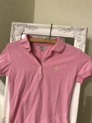 Burberry Koszulka polo różowy neonowy