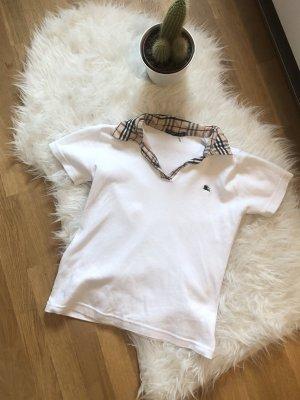 Burberry Polo Shirt multicolored cotton