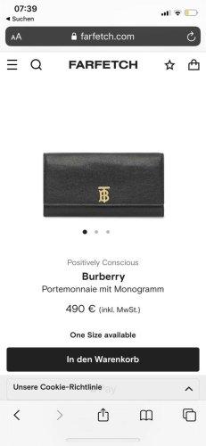 Burberry Portmonee