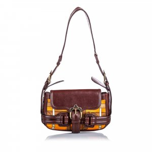 Burberry Printed Shoulder Bag