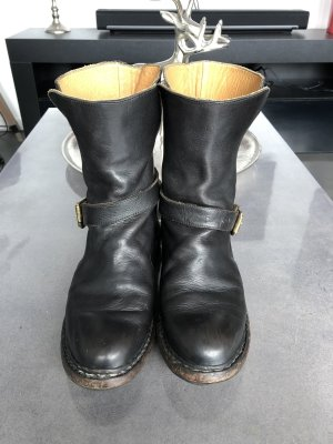 Burberry Ankle Boots black