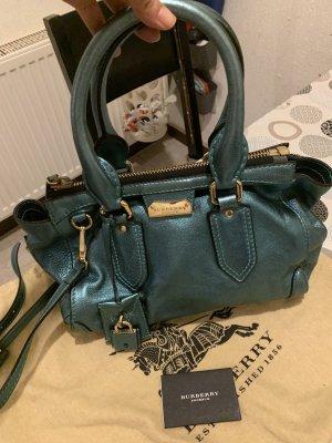 Burberry Prorsum Handbag blue