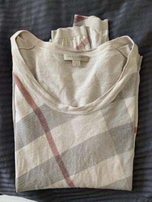 Burberry Kaszmirowy sweter Wielokolorowy