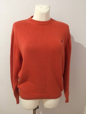 Burberry Crewneck Sweater dark orange