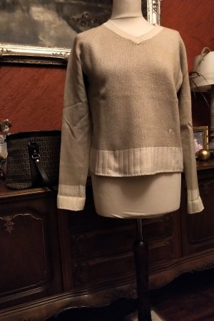 Burberry Cashmere Jumper oatmeal