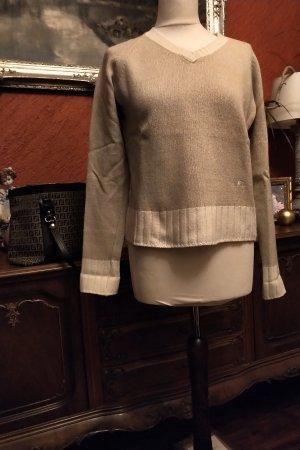 Burberry Pullover in cashmere beige chiaro
