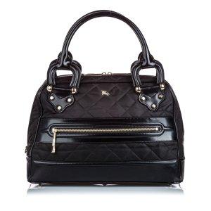 Burberry Handbag black nylon