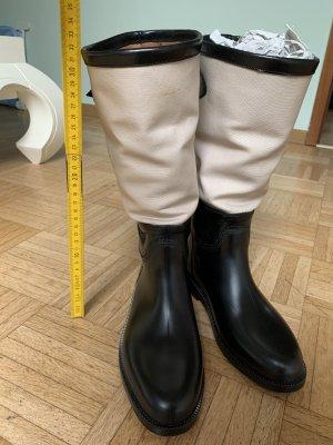 Burberry Wellington laarzen zwart-room