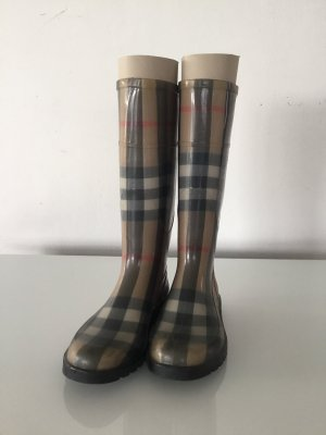Burberry Wellies multicolored