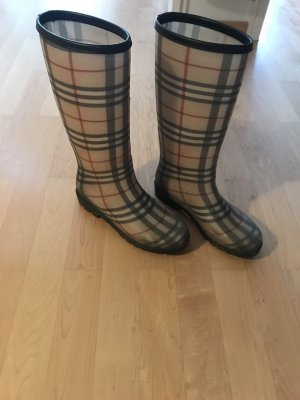 Burberry Wellies black-brown