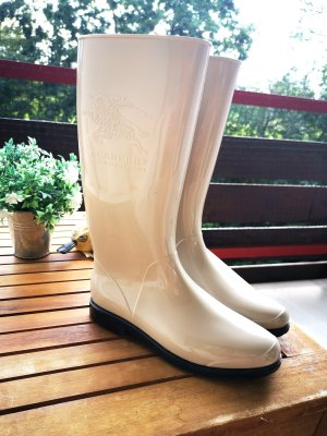 Burberry Wellies oatmeal