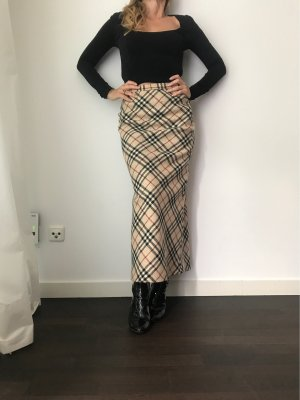Burberry London Maxi Skirt multicolored