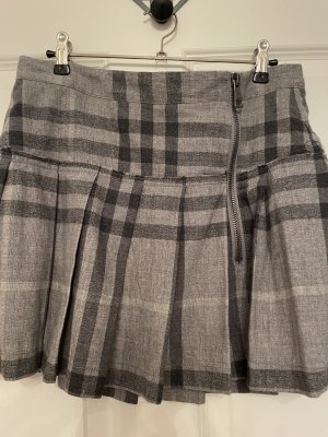 Burberry Pleated Skirt multicolored