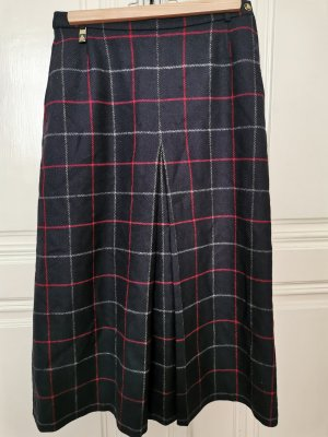 Burberry Wool Skirt multicolored