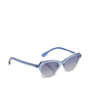 Burberry Round Tinted Sunglasses