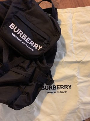Burberry London Wandelrugzak zwart