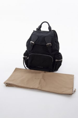 BURBERRY - Rucksack The Medium Schwarz