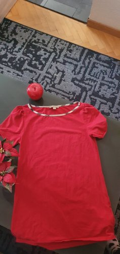 Burberry T-shirt rood