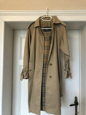 Burberrys' Trench Coat beige cotton