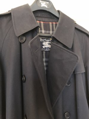 Burberrys' Trench Coat dark blue