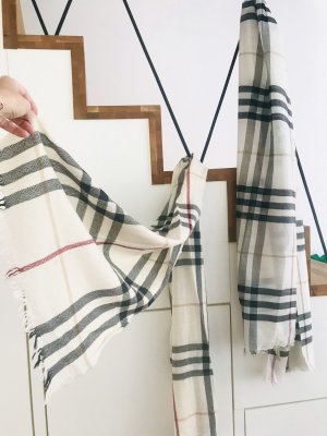 Burberry Summer Scarf multicolored