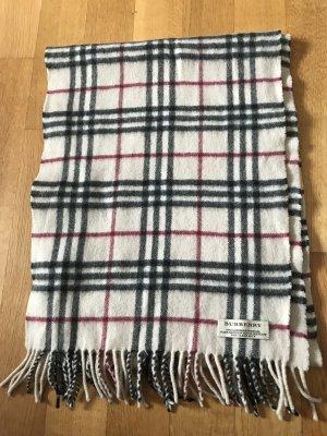Burberry Wollen sjaal licht beige