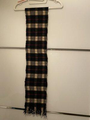 Burberry Écharpe en tricot noir
