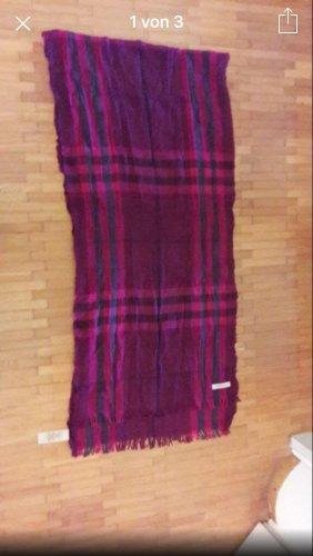Burberry Sjaal bruin-paars