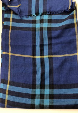 Burberry Silk Cloth multicolored silk
