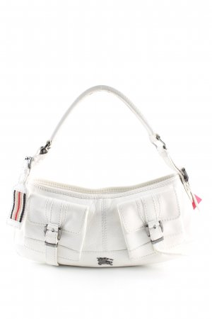 Burberry Shoulder Bag white business style