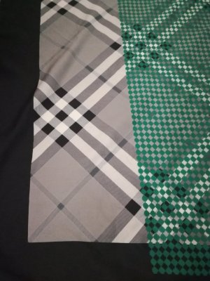 Burberry Silk Cloth multicolored
