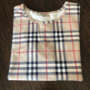 Burberry T-shirt multicolore coton