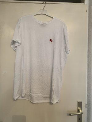 Burberry T-Shirt white-red