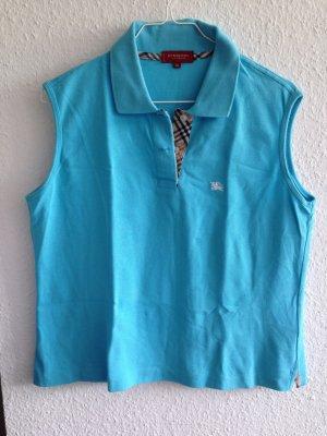 Burberry Shirt light blue cotton