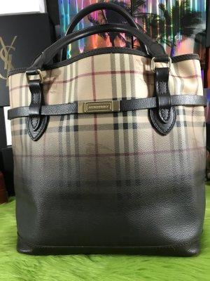 Burberry Shopper multicolore cuir