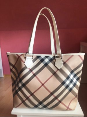 Burberry Shopper Nova Check