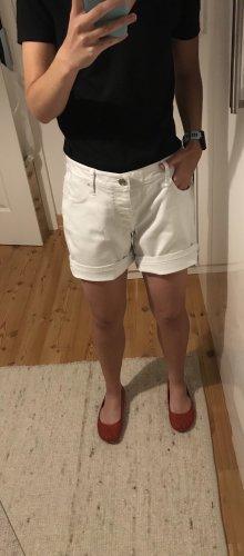 Burberry Shorts - weiß