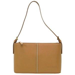 Burberry Shoulder Bag brown leather