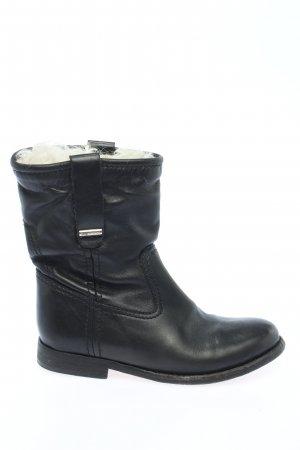 Burberry Slouch Boots black casual look