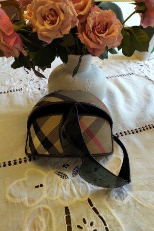 Burberry Pilotenbril zwart