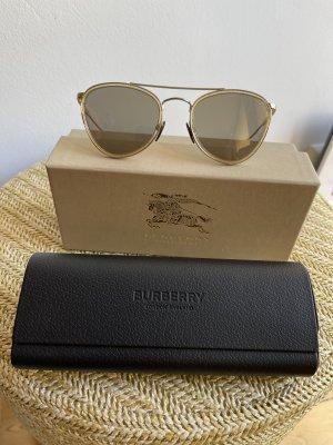Burberry Gafas color bronce-color oro