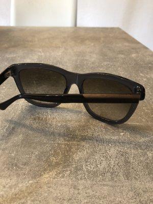 Burberry Round Sunglasses slate-gray