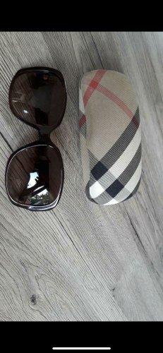Burberry Angular Shaped Sunglasses multicolored