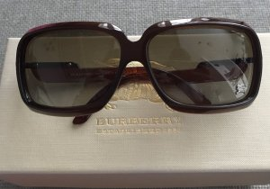 Burberry Butterfly bril bruin-donkerbruin