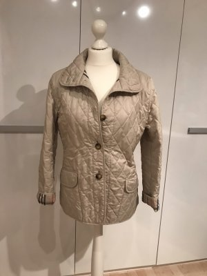 Burberry Quilted Jacket beige-cream