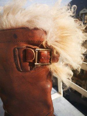 Burberry London Chukka boot brun-cognac