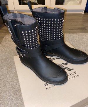 Burberry Botas de agua negro