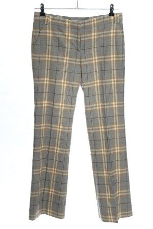 Burberry Pantalon en jersey gris clair-crème imprimé allover