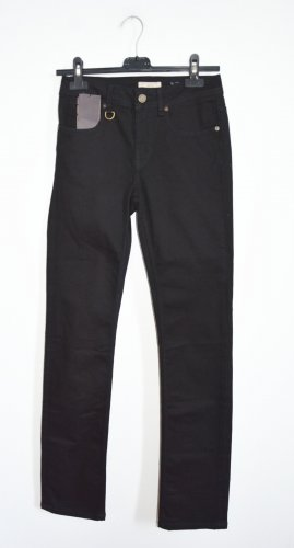 Burberry Slim Jeans black cotton